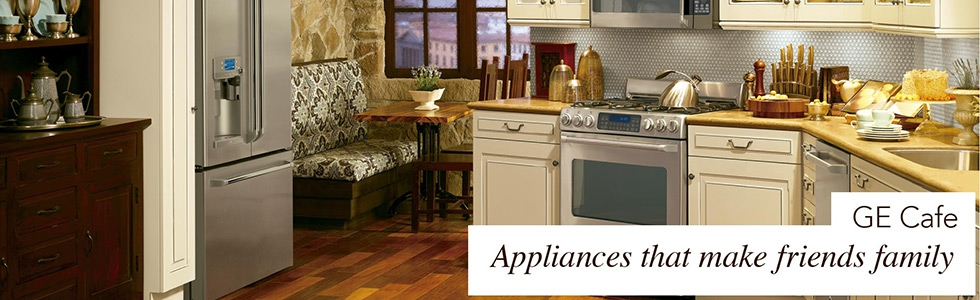 GE Cafe Appliances